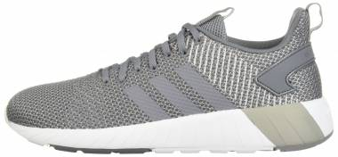 competitive price c4d51 b8709 Adidas Questar BYD Grey Grey Cloud White Men