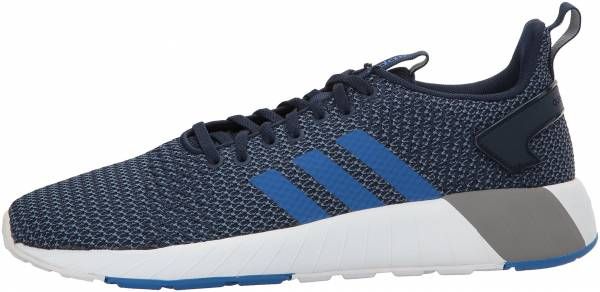 sports shoes b8400 5a305 Adidas Questar BYD Collegiate NavyBlueRaw Steel