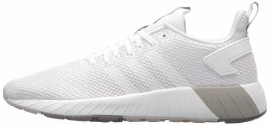Adidas Questar BYD - White White Grey Two