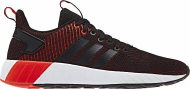 Adidas Questar BYD - Core Black / Active Red