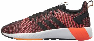 Adidas Questar BYD - Black/White/Solar Red