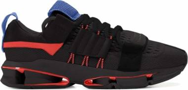 Adidas Twinstrike ADV - Core Black Hi Res Blue Hi Res Red (CM8097)