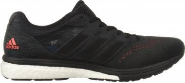 Adidas Adizero Boston Boost 7 - Carbon/black/hi-res Red