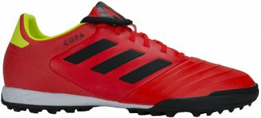 Adidas Copa Tango 18.3 Turf  Solar Red/Black/Solar Yellow Men