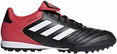 Adidas Copa Tango 18.3 Turf  - Core Black/White/Real Coral (CP9022)