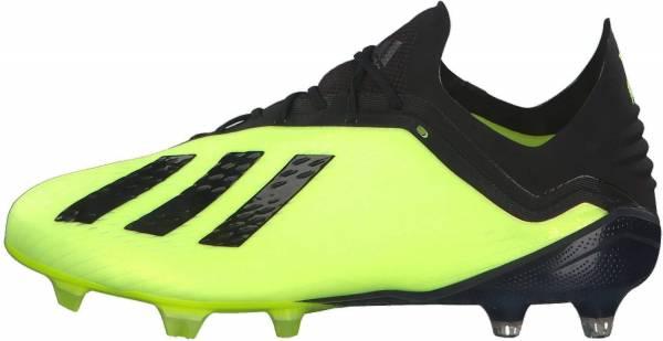 Adidas X 18.1 Firm Ground - Yellow (DB2251)