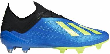 Adidas X 18.1 Firm Ground - Blue