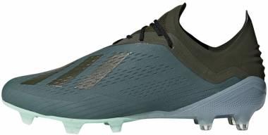Adidas X 18.1 Firm Ground - Blue (DB2249)