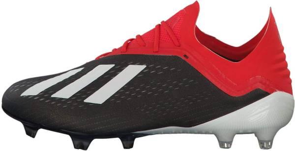 Adidas X 18.1 Firm Ground Black
