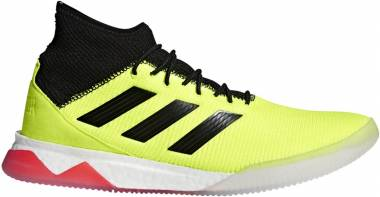 Adidas Predator Tango 18.1 Trainers Solar Yellow/Core Black/Solar Red Men