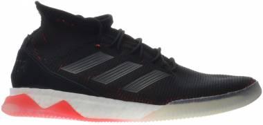 Adidas Predator Tango 18.1 Trainers - Black Cblack Cblack Solred Cblack Cblack Solred (CP9268)