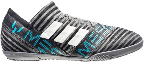 Adidas Nemeziz Messi Tango 17.3 Indoor Grau (Grey/Footwear White/Core Black)