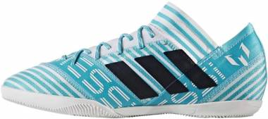 Adidas Nemeziz Messi Tango 17.3 Indoor - White/Legend Ink/Energy Blue