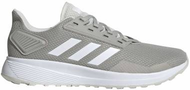 Adidas Duramo 9 - Metal Grey / Footwear White / Orbit Grey (EG8662)