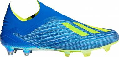 Adidas X 18+ Firm Ground - Blue (CM8358)
