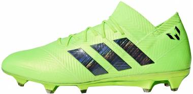Adidas Nemeziz Messi 18.3 Firm Ground - Verde Versol Negbás 000
