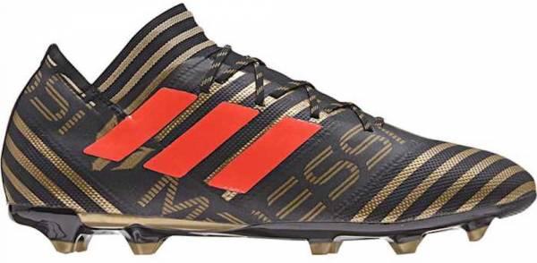 39e1920bcb9d Adidas Nemeziz Messi 17.2 Firm Ground Black (Cblack Solred Tagome  Cblack Solred