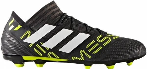 Adidas Nemeziz Messi 17.2 Firm Ground - Black/White/Solar Yellow