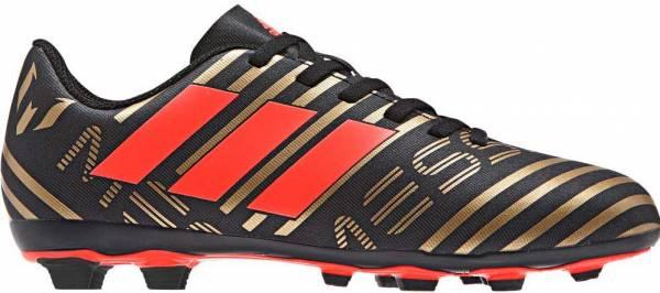 Adidas Nemeziz Messi 17.4 FxG - Black Cblack Solred Tagome Cblack Solred Tagome (A24222)