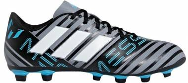 Adidas Nemeziz Messi 17.4 FxG - Grey/White/Core Black