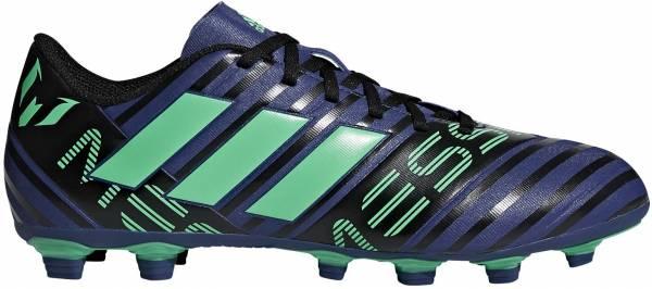 Adidas Nemeziz Messi 17.4 FxG - Mehrfarbig Tinuni Vealre Negbas 000 (CP9048)