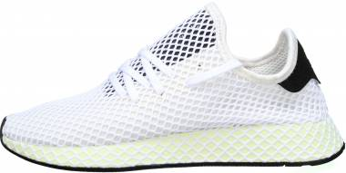 Adidas Deerupt Runner - White