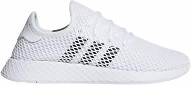 Adidas Deerupt Runner - Weiß