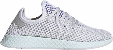 Adidas Deerupt Runner - Grey Grey One F17 Ftwr White Ice Mint