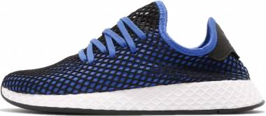 Adidas Deerupt Runner Hi Res Blue-Black Men
