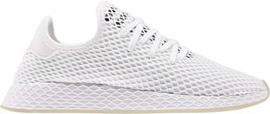 Adidas Deerupt Runner - White Footwear White Core Black Sesame 0 (EE5673)