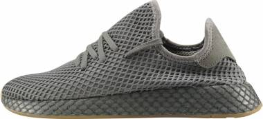 Adidas Deerupt Runner - Grey Three Grey Four Footwear White
