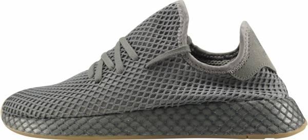 Adidas Deerupt Runner - Grey Three Grey Four Footwear White