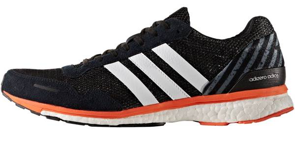 Adidas Adizero Adios Boost 3.0 men core black/footwear white/energy