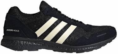 Adidas Adizero Adios Boost 3.0 - Black (B22483)