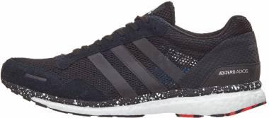 Adidas Adizero Adios Boost 3.0 Hi Res Red / Core Black / Bright Blue Men