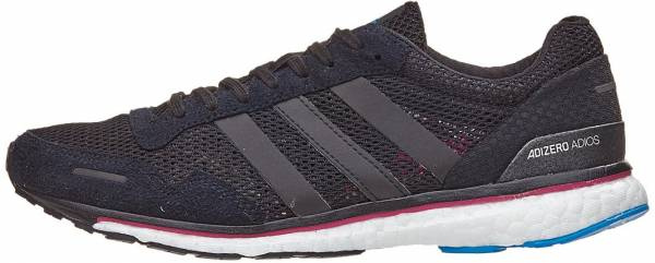 best website 1f5a5 41c16 adidas-originals-women-s-adizero-adios-3-running -shoe-black-real-magenta-bright-blue-7-5-m-us-womens-black-real-magenta-bright-blue-fdd1-600.jpg