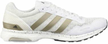 Adidas Adizero Adios Boost 3.0 - Cloud White/Cyber Metallic/Core Black (BB6439)