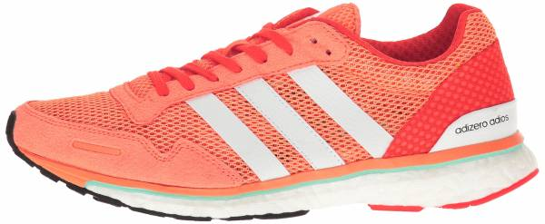 Adidas Adizero Adios Boost 3.0 woman easy orange/white/energy