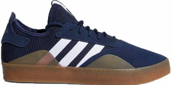 Adidas 3ST.001 Blu (Conavy/Ftwwht/Gum4 Conavy/Ftwwht/Gum4)