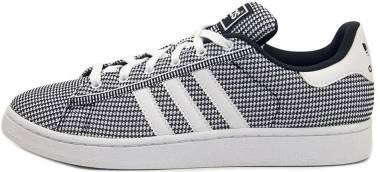 Adidas Campus Mesh - White/White/Black