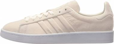Adidas Campus Stitch and Turn - White