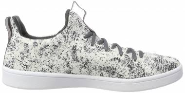 Adidas Cloudfoam Advantage Adapt - White Chalk White Grey Five Footwear White