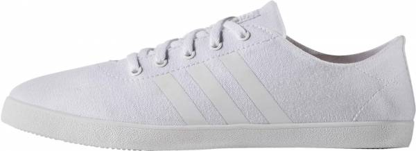 Adidas Cloudfoam QT Vulc White