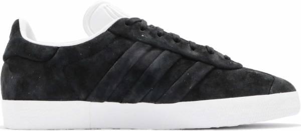 Adidas Gazelle Stitch and Turn - Black (CQ2358)