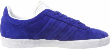 Adidas Gazelle Stitch and Turn - Bleu Reauni Ftwbla 000