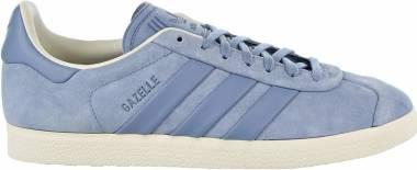 Adidas Gazelle Stitch and Turn - Blue Gray (B37813)