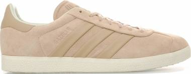 Adidas Gazelle Stitch and Turn - Pale Nude/Pale Nude/Off White (AQ0893)