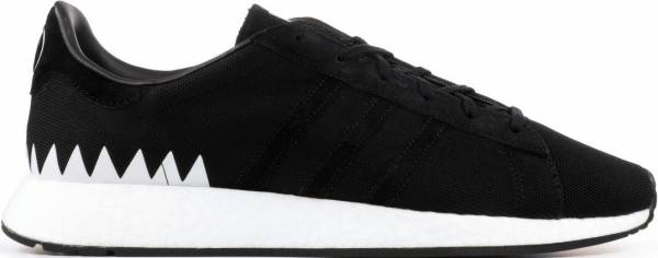 Adidas Neighborhood Chop Shop Black, White