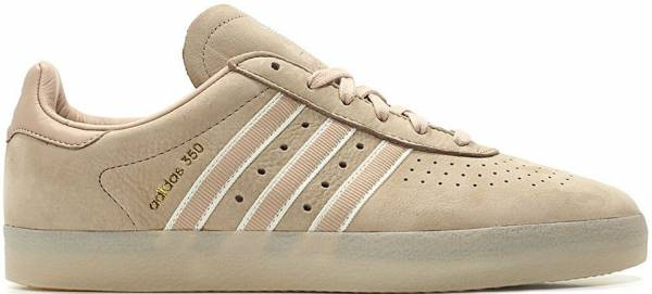 super popular 973a1 073f3 Adidas Oyster Holdings Adidas 350 Pink  Ash Pearl  Chalk White  Metallic  Gold