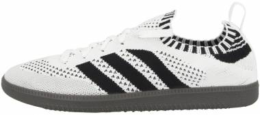 Adidas Samba Sock Primeknit - Blanc Noir